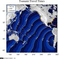 Tsunami-wave-times use good