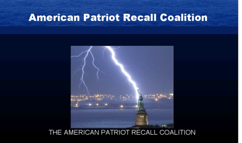 The American Patriot Recall Coalition