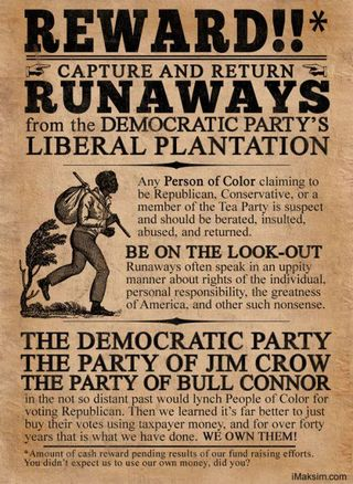 Cain runaway slave