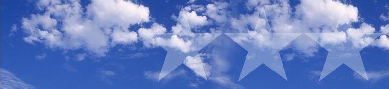 Otp white stars