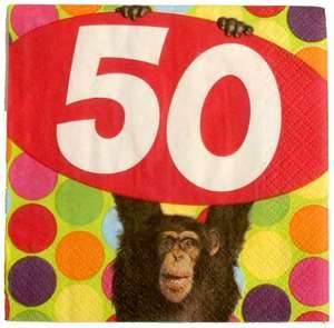 50 monkey