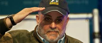Levin salute