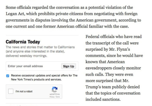 Flynn times quote