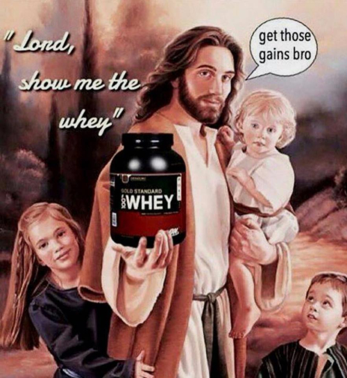 Gains be with you.